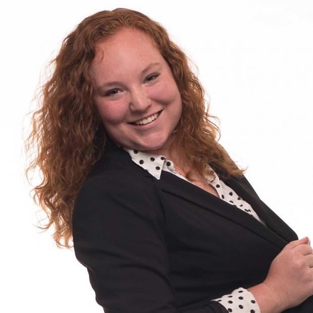 Counselor Kelly Sareault
