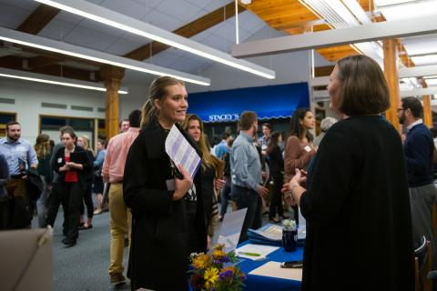 UNH's College of Life Sciences and Agriculture has developed resumes for students to use as templates