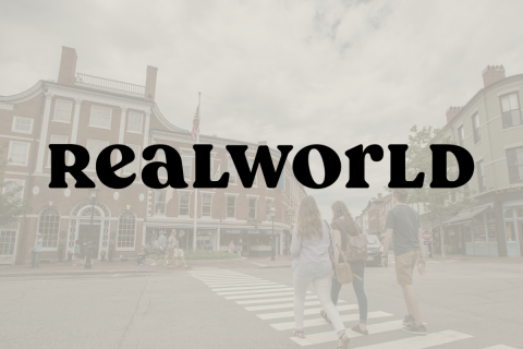 Image of RealWorld logo