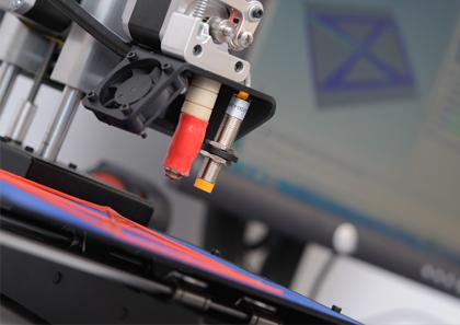 Makerspace 3D printer