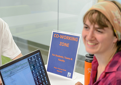 Alpha Loft working zone