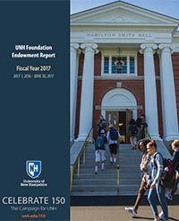 UNH FY17 Endowment Report