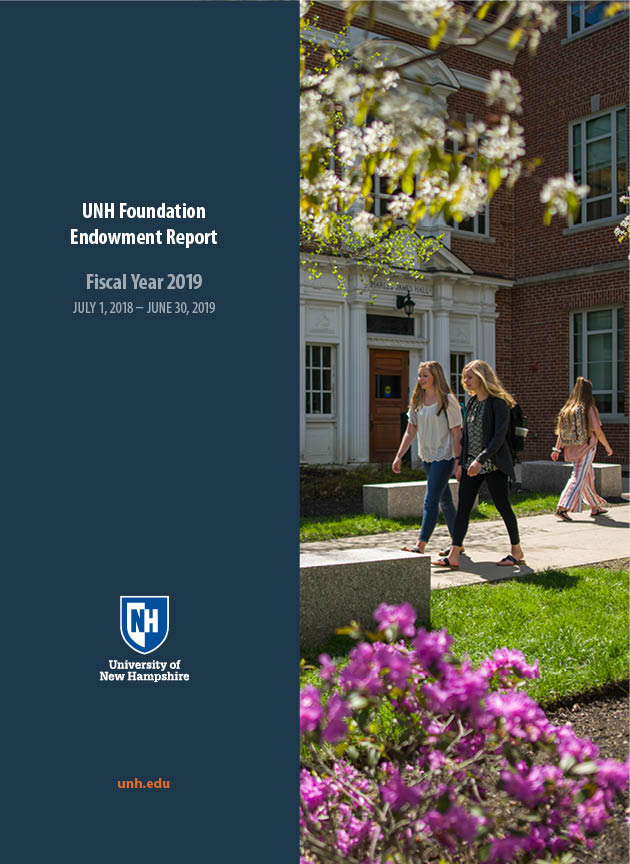 UNH FY19 Endowment Report