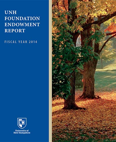 UNH FY14 Endowment Report