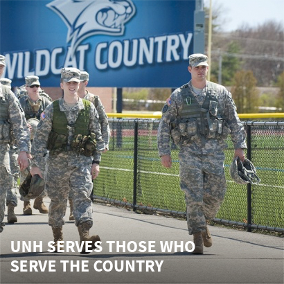 UNH giving tuesday serve the country thumbnail