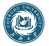 seal of Chengdu University in Chengdu, China