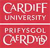 logol of Cardiff University in Cardiff, Wales