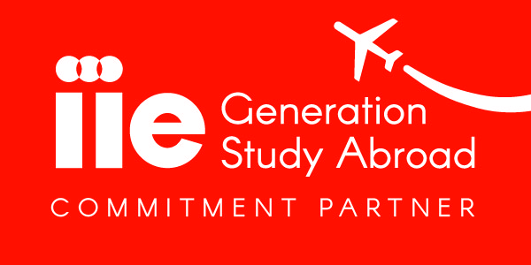 IIE Generation Study Abroad logo 2018
