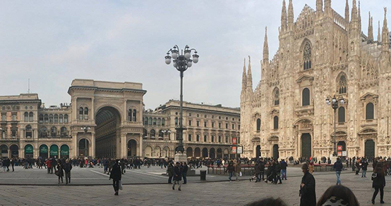 student study abroad photo from Italy
