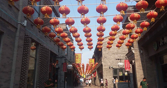 student study abroad photo from China
