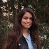 UNH wildlife and conservationa biology major Angelica Beltran Franco