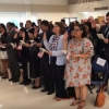 Naturalization of 70 international people at UNH