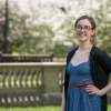 Caitlin Truesdale '17 will intern at the Guggenheim's Venice, Italy ths fall
