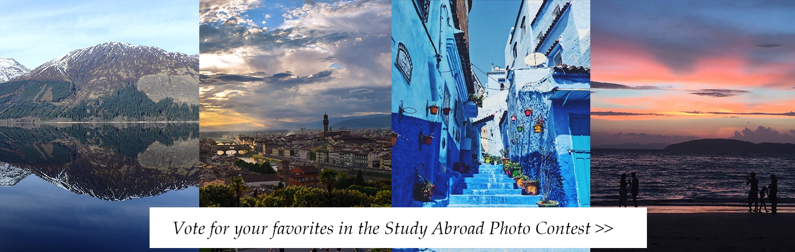 Vote in spring 2018 contest | Winning fall 2017 contest photos of Italy, Scotland, Thailand, and Morocco