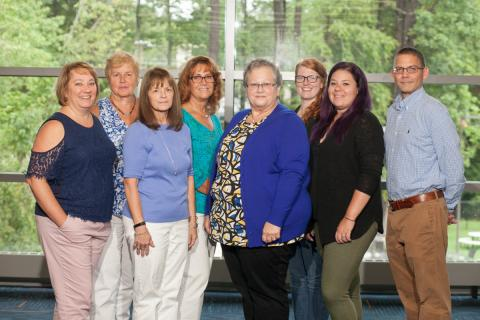 UNH Health Services Administrative Staff
