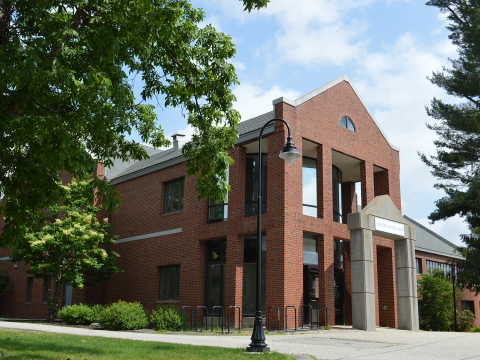 unh health and wellness main building