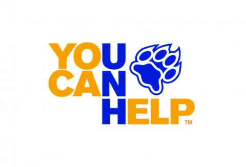 you can help logo
