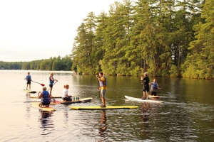 Healthy UNH Outdoors Program