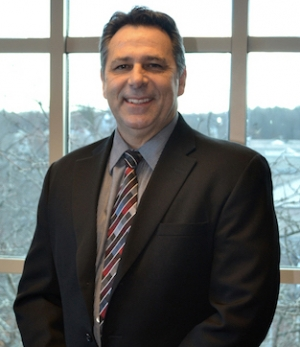 David Hill, director of UNH dining