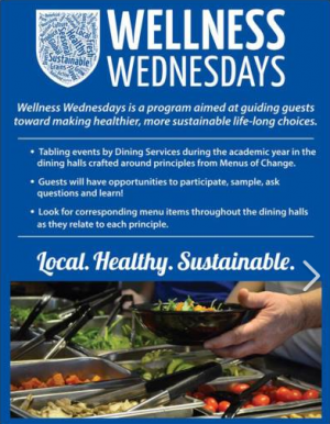 Have You Heard About Wellness Wednesdays?