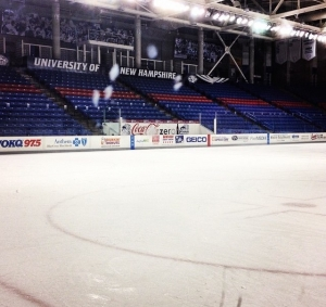 Ice Skate for Physical Activity Blog, Healthy UNH Post