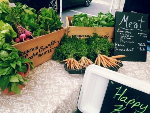 The Benefits of Eating Locally Grown Foods
