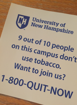 Why UNH Should Kick Tobacco to the Curb
