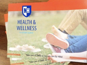 Health & Wellness pamphlet