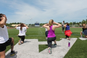 Where Can Employees Workout at UNH?