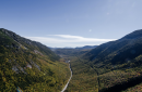 View from Mount Willard