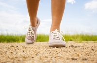 Walk Your Way Right Into A Healthier Life!