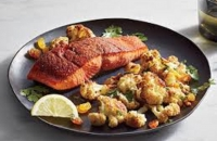 Spice Roasted Salmon