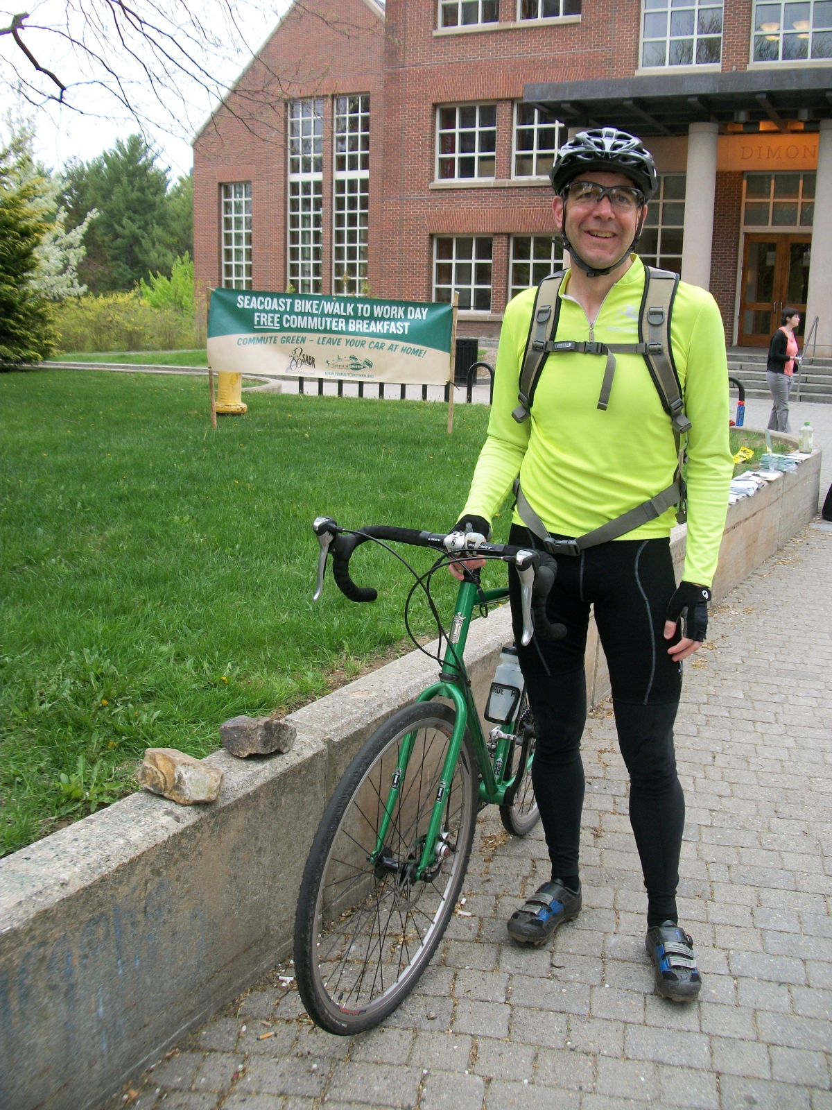 Ride Your Bike To Work Day, Healthy UNH Blog