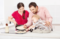 Back to the Basics: Cooking With Your Family