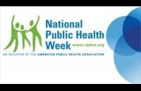 How YOU Can Get Involved in National Public Health Week 2017