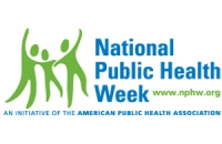 National Public Health Week Logo, Healthy UNH Blog