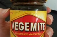 Nutrition Blog, Vegemite Photo