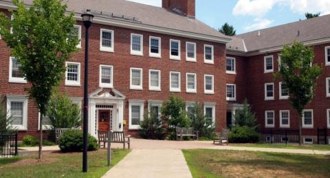 Upper Quad-Hitchcock Hall