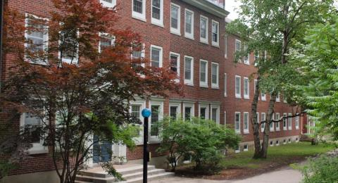 Upper Quad-Randall Hall