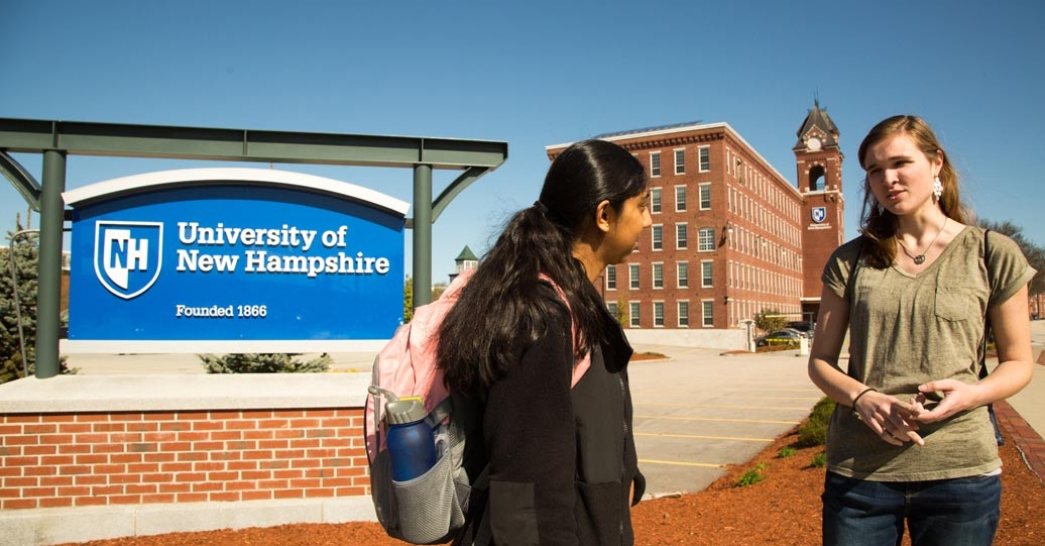 UNH Manchester Campus