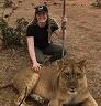 kamyk with lion