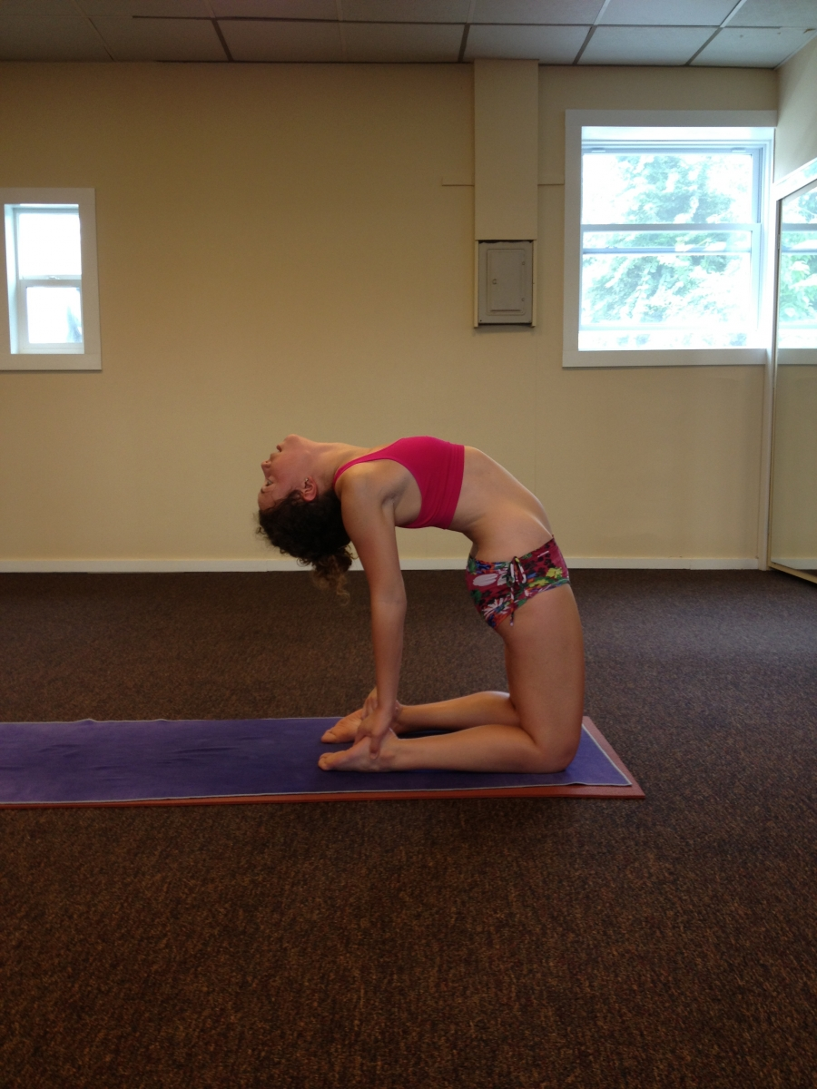 College of Public Health News Alumna Aditi Desai uses yoga to get