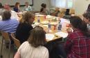 Open Educational Resources Ambassadors at gathering