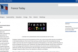 myPages image of France Today web site