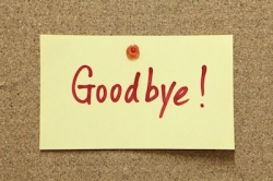 Goodbye! Image