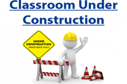 Classroom Renovations in Progress