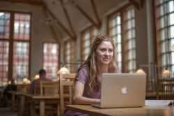 Student Studying by Jeremy Gasowski