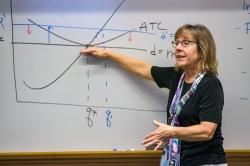 Paul School Professor Karen Conway