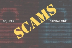 Equifax and Capital One - Scams