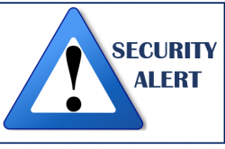 Security Alert Image